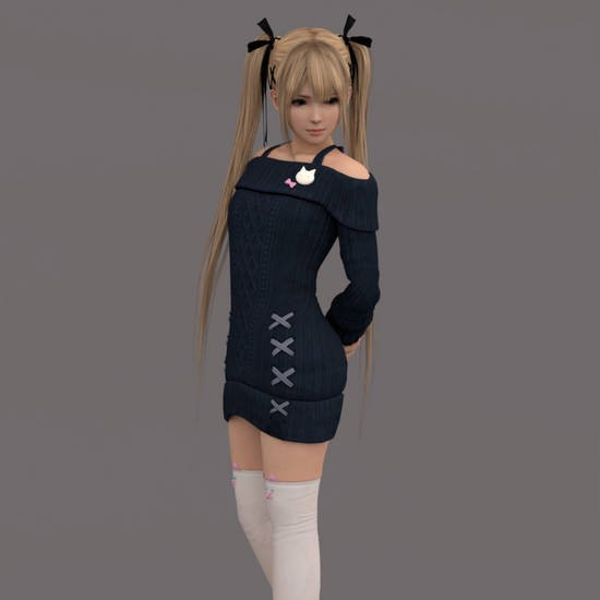 Marie Rose(Twin Tails)