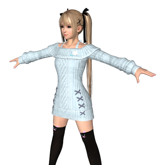 Marie Rose(Twin Tails Color B))