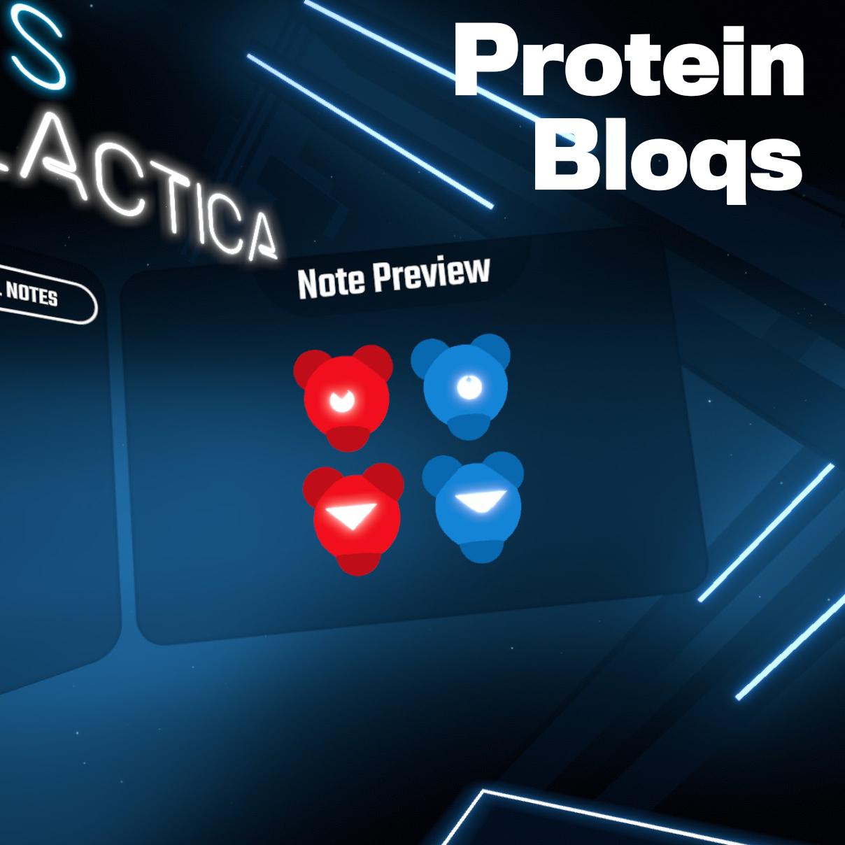 Protein Bloqs