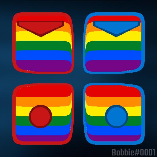 LGBT Notes (Rainbow)