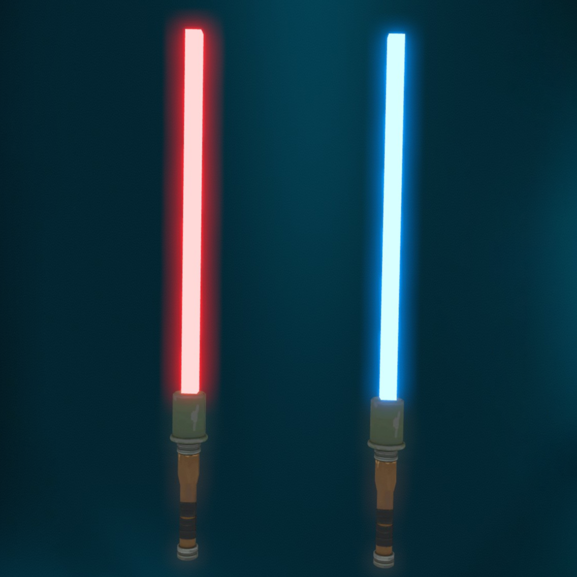 TF2 Caber Sabers