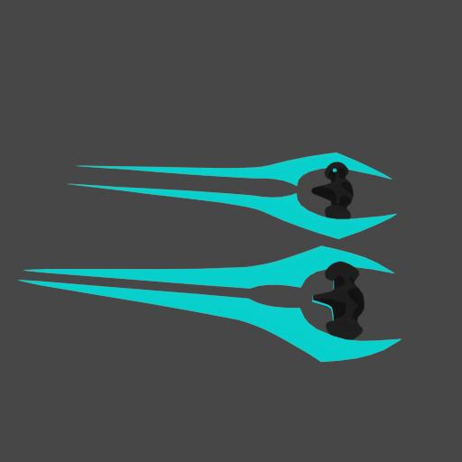 Halo energy swords H3 and Reach