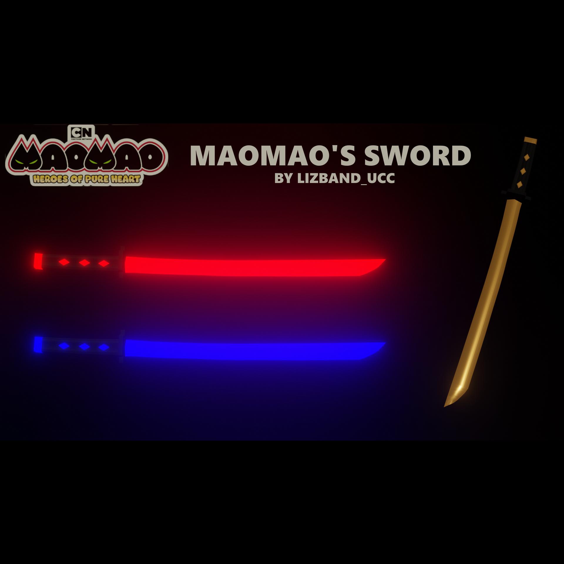 MaoMao's Sword