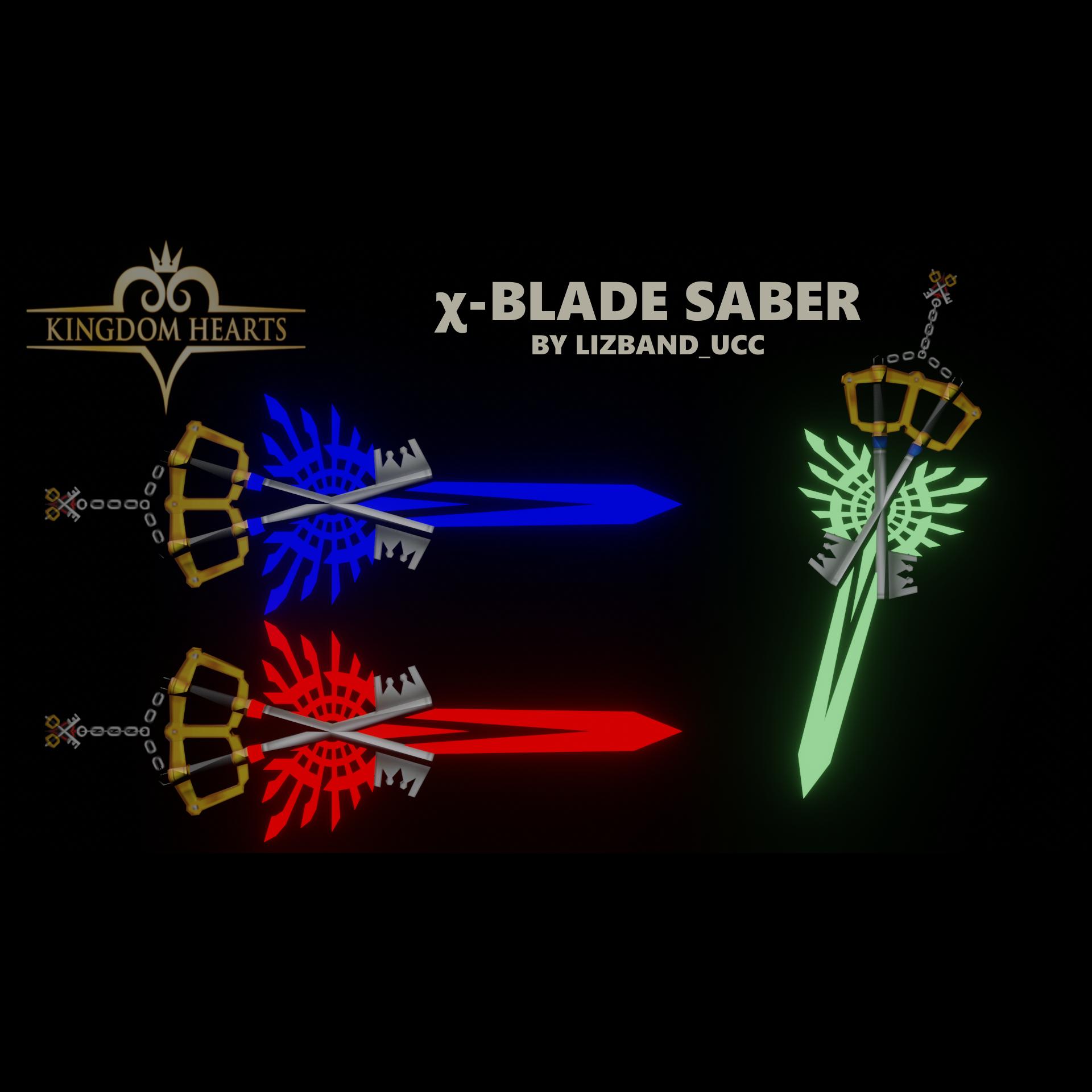 Kingdom Hearts χ-Blade