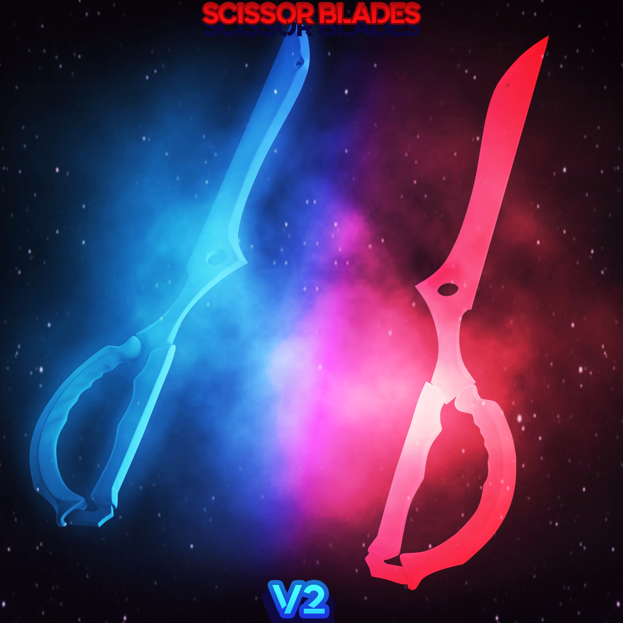 Scissor Blades V2