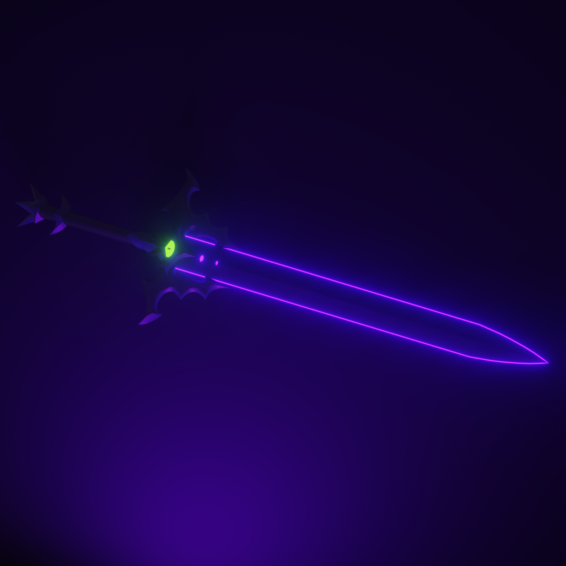 Chaotic Knight Blade