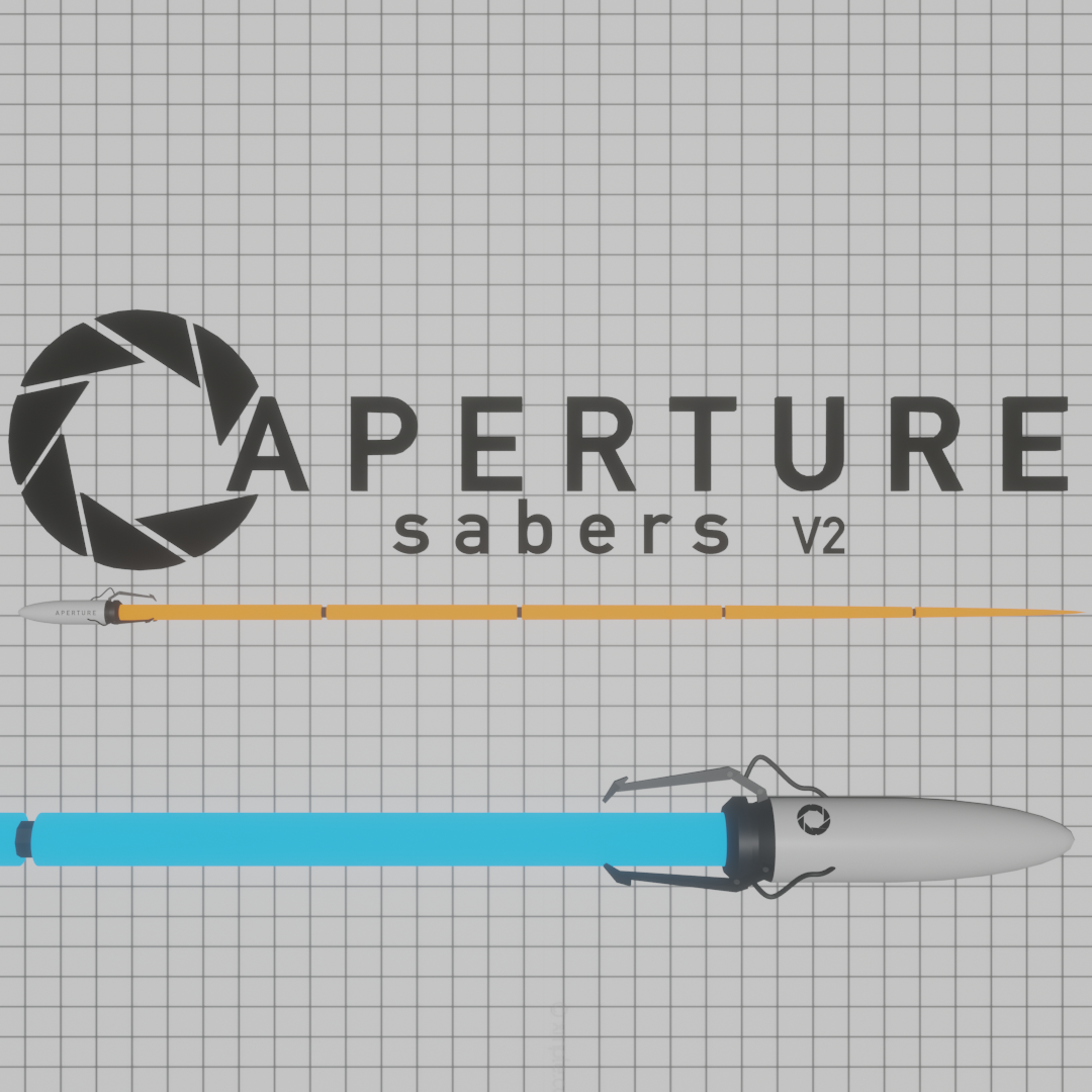 Aperture Sabers V2