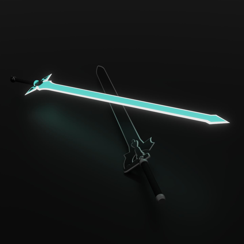 Kirito's Swords - SAO